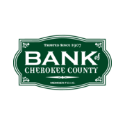 Bank of Cherokee County Logo